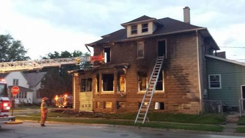 Marquette fire 2