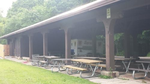 Beer garden 1