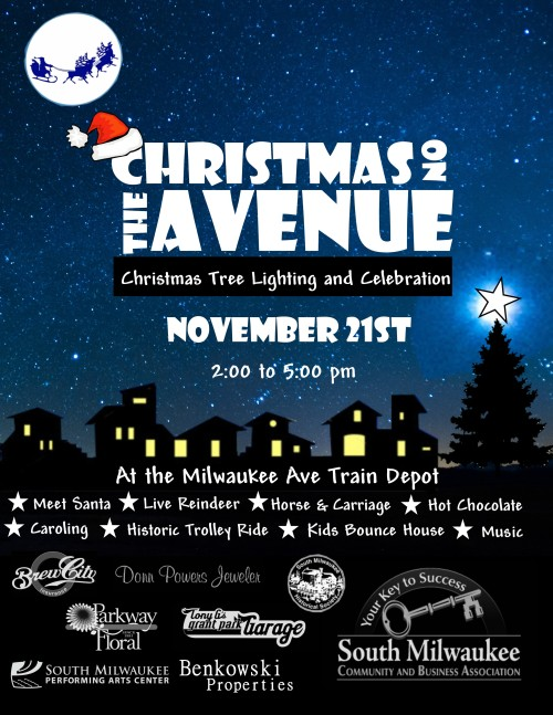 Christmas on the Ave Full Page