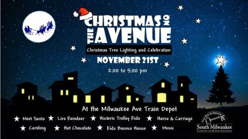 Christmas on the Avenue
