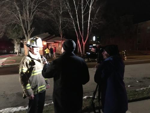 House fire Minnesota 2