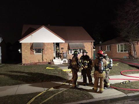 House fire Minnesota