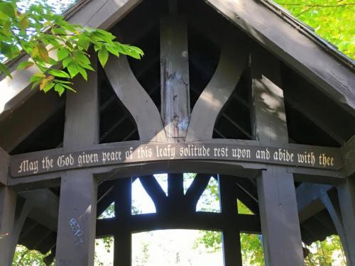 Seven Bridges entrance