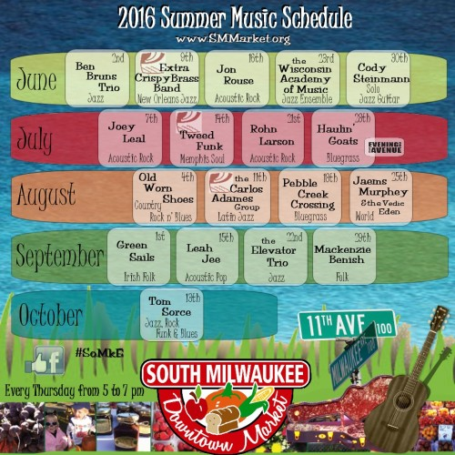 Summer Music Series2016 final