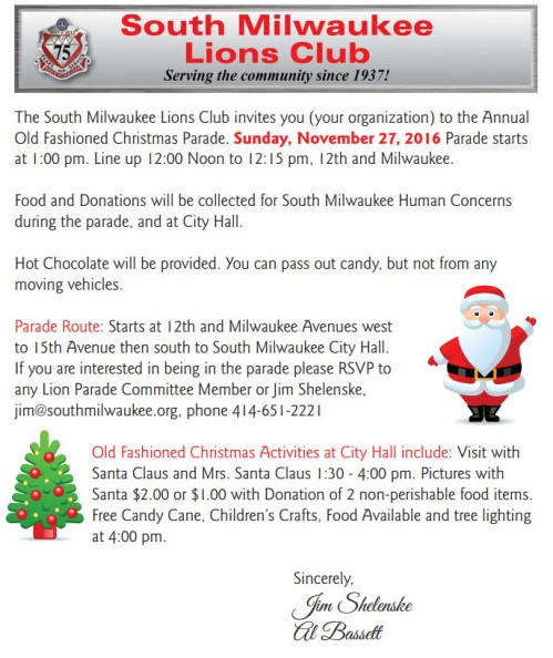lions-christmas-parade-letter