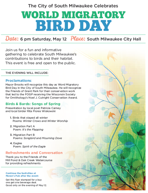 Bird Day flyer